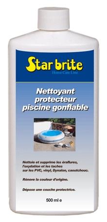 Čisticí a ochranný prostředek pro nafukovací bazény 473 ml