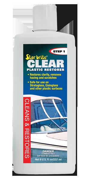 Odstraňovač škrábanců na plastových materiálech 237 ml